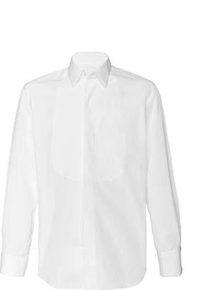 Boglioli Covered Placket Tux Shirt