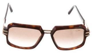 Cazal Square Tinted Sunglasses