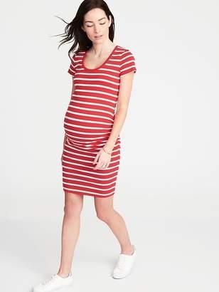 Old Navy Maternity Bodycon Scoop-Neck Dress