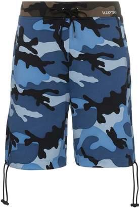Valentino CamouShuffle shorts