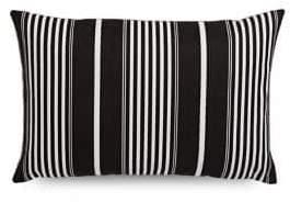 Distinctly Home Rectangular Striped Print Cushion