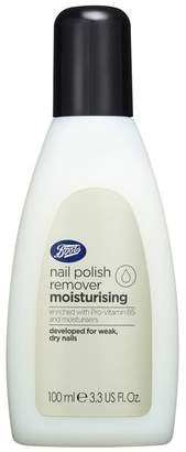 Boots Moisturising Nail Polish Remover 100ml