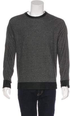 Alexander Wang Zipper-Accented Sweatshirt