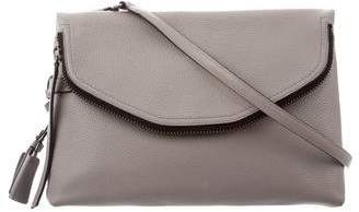 Tumi Leather Crossbody Bag