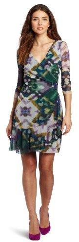 Weston Wear Women's Ruffle Wrap Dress