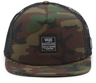 Vans Triple Crown Patch Trucker Hat