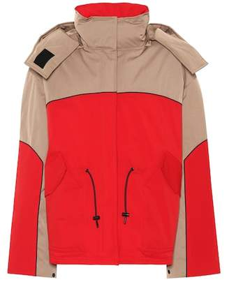 Kenzo Hooded down jacket