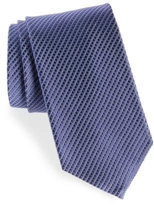 Nordstrom Bucaro Micro Pattern Silk Tie