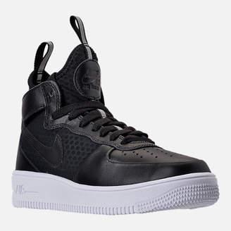 Nike Women's Force 1 Ultraforce Mid Casual Shoes