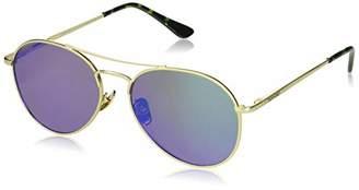 Pepper's Unisex-Adult Jet Stream MP5915-87 Polarized Oval Sunglasses