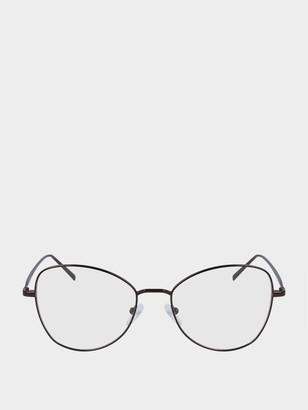 DKNY Round Optical Eyeglasses