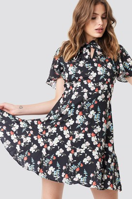 Trendyol Flower Mini Dress