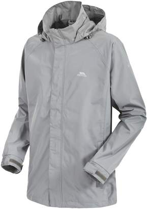 Trespass Mens Kellar Waterproof And Windproof Rain Jacket (XL)