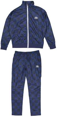Umbro Navy Polyester Jackets