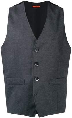 Barena classic tailored waistcoat