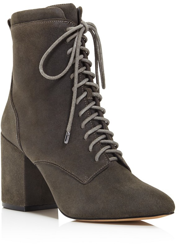 Rebecca MinkoffRebecca Minkoff Lila Lace Up Booties - 100% Bloomingdale's Exclusive