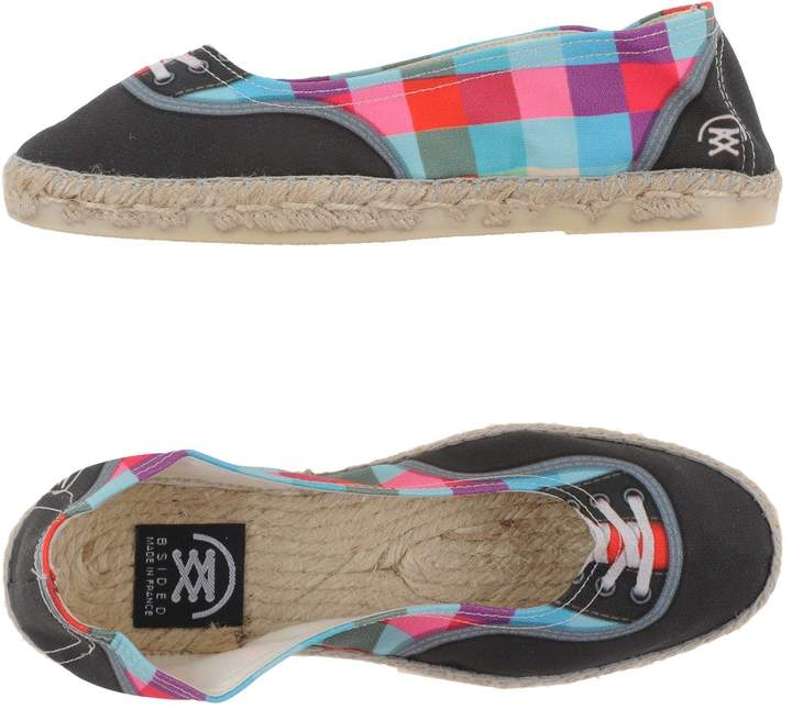 B Sided Espadrilles - Item 44952077