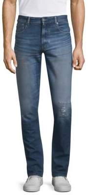 Belstaff Westering Distressed Jeans