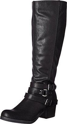 Carlos by Carlos Santana Women's Camdyn Wide Calf Riding Boot $110 thestylecure.com