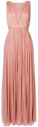 No.21 chiffon empire dress