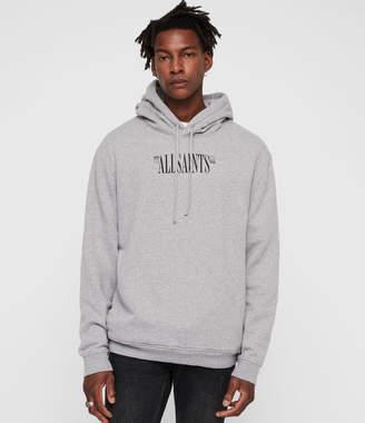 AllSaints Brackets Pullover Hoodie