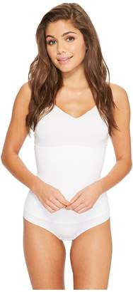 Yummie by Heather Thomson Cotton Shape Bodysuit Women's Jumpsuit & Rompers One Piece