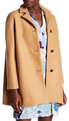 Paul & Joe Sister Cameron Wool Blend Coat