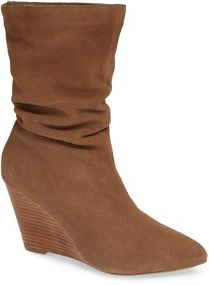 Charles by Charles David Edell Slouchy Wedge Boot