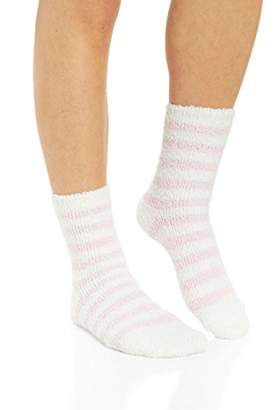 Karen Neuburger Women's Super Soft Cozy Fluffy Warm Lounge Chenille Sock