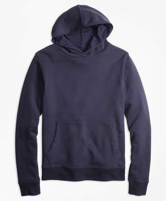 Brooks Brothers Cotton French Terry Hoodie