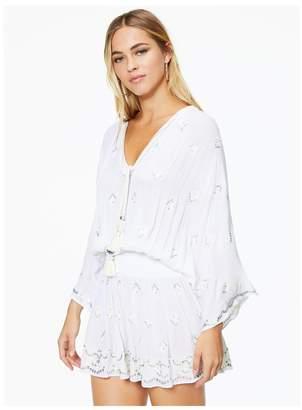 Ramy Brook Katana Embellished Dress