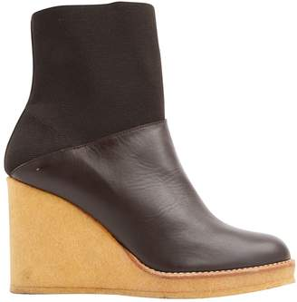 Castaner Leather boots