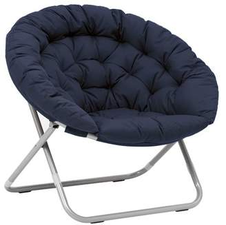Pottery Barn Teen Hang-A-Round Chair, Navy