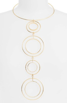 Women's Jenny Bird Boomerang Collar Necklace $175 thestylecure.com