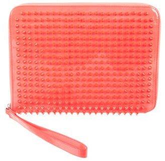 Christian Louboutin Christian Louboutin Cris Spiked iPad Case