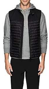 Herno MEN'S CHANNEL-QUILTED WINDPROOF VEST