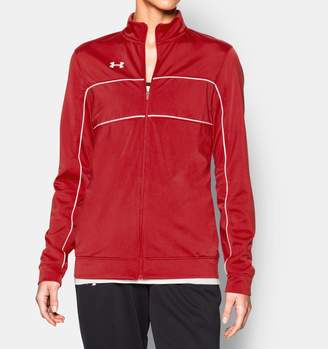 Under Armour Women's UA Rival Knit Warm Up Jacket