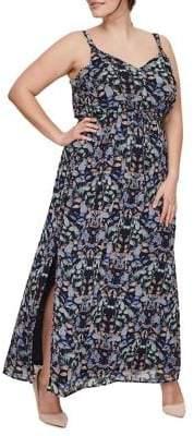 Junarose Plus Bonita Sleeveless Maxi Dress