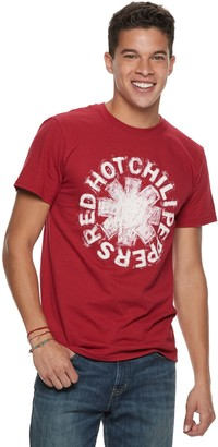 Men's Red Hot Chili Peppers Tee
