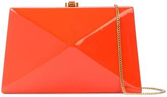 Rocio Diaz clutch bag
