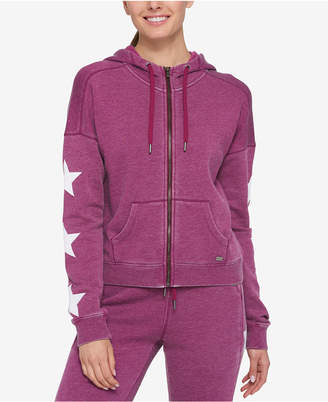 Tommy Hilfiger Sport Star-Print Hoodie, Created for Macy's