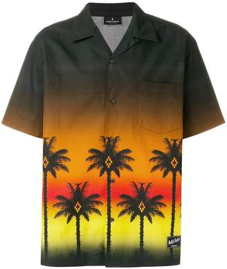 Marcelo Burlon County of Milan Palms short-sleeved shirt