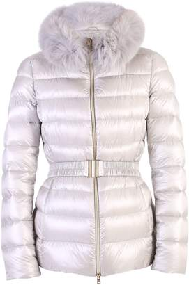 Herno Grey Claudia Padded Jacket