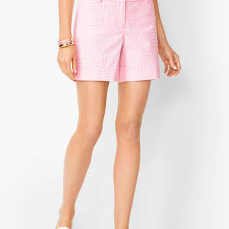 Talbots Perfect Shorts - Short Length - Gingham