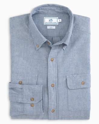 Southern Tide Forest Trail Work Shirt