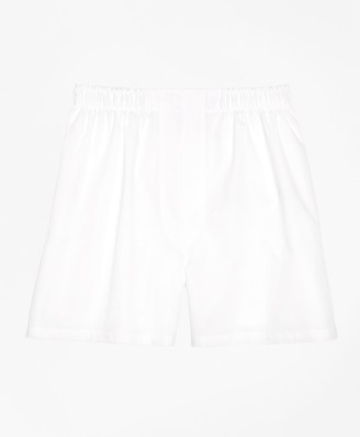 Brooks Brothers Traditional Fit Broadcloth Boxers