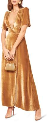 Reformation Tiffany Maxi Dress