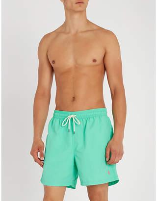 Polo Ralph Lauren Traveller mid-rise swim shorts