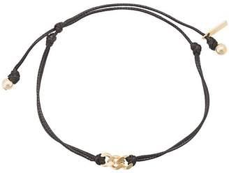 Hues mini chain-link bracelet