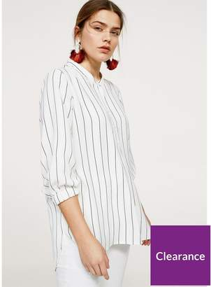Violeta Plus Size Blouse - Off White
